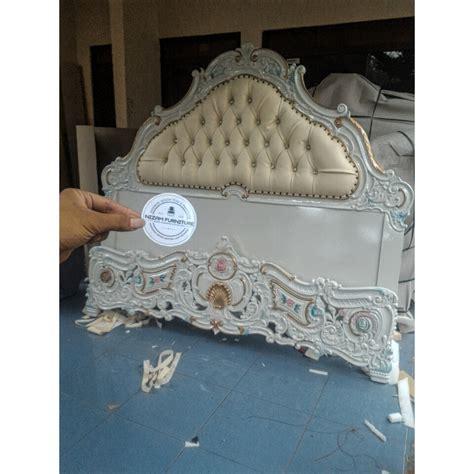 P P Tidur By tempat tidur ukir nizam furniture