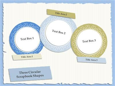 Scrapbook Shapes A Education Powerpoint Template From Presentermedia Com Microsoft Powerpoint Templates Scrapbook