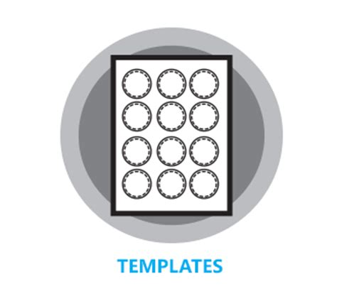 button maker template object moved