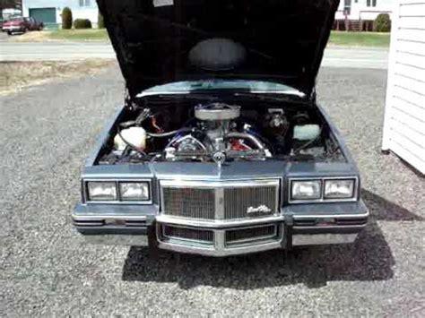 car engine repair manual 1985 pontiac grand prix navigation system pontiac grand prix with chevy 454 cid engine youtube