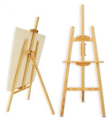 Standing Banner Kayu Murah Papan Promosi Kayu Banner Lipat aliexpress buy wooden kt baord poster frame rack