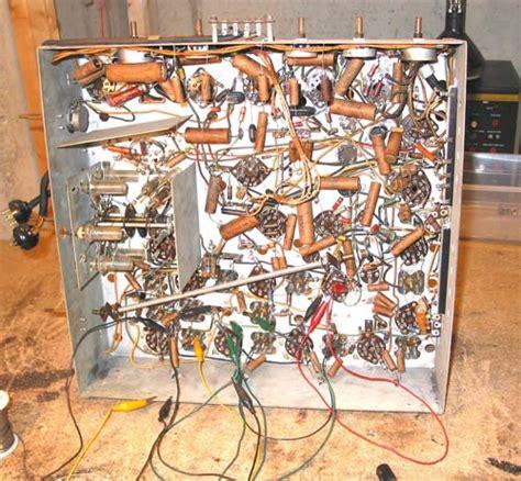 replacing vintage capacitors replacing paper capacitors 28 images restoration on my 1947 andrea vj12 b w tv replacing
