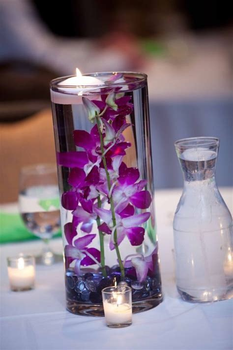 do it yourself centerpiece ideas lavender and gray wedding decorations five easy do it yourself wedding centerpiece ideas