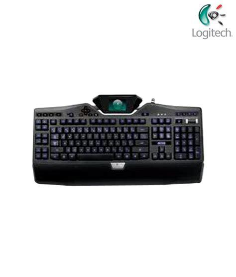 Keyboard Gaming Logitech G19 logitech g19 keyboard for gaming buy rs 18995