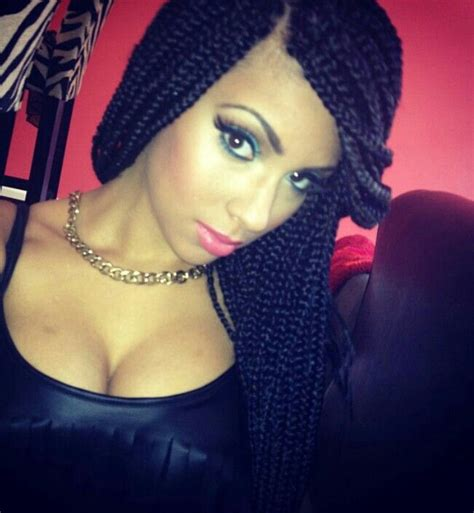 pictures of black braided singles hairstyles box braids singles protective styles braids