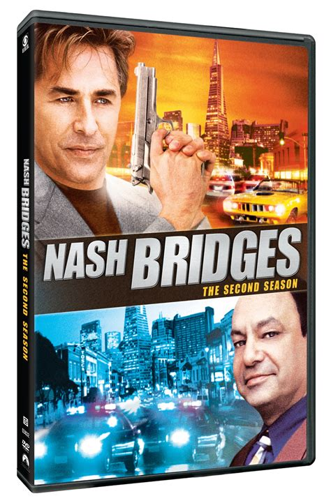 nash bridges arrests dvd ign