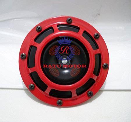 Relay Denso Hitam klakson hella supertone merah relay klakson