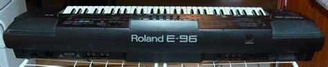 Keyboard Roland E96 Baru sprzedam keyboard roland e 96 elektroda pl
