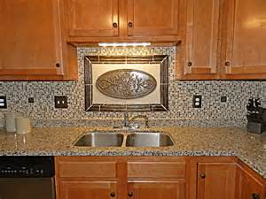 Kitchen Tile Designs Behind Stove Kitchen Kitchen Backsplash Ideas With Oak Cabinets Cabin