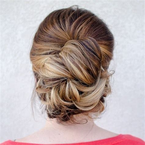 Casual Updo Hairstyles 30 easy and stylish casual updos for hair