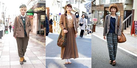 Japanese Style 3 new japanese fashion styles you should about the