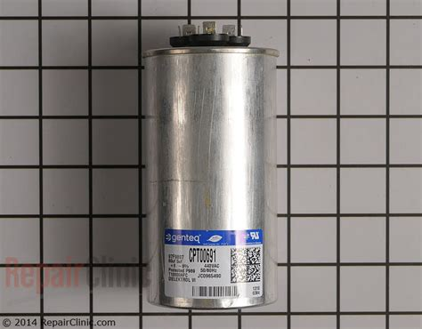 what does a dual run capacitor do 28 images dual run capacitor 43 25133 02 repairclinic how