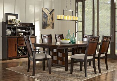 black formal dining sets sedgefield black and cherry bedford heights cherry 5 pc dining room dining room sets