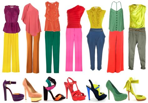 7 Colour Blocking Tips by Fashion The Right Way To Colour Block Information Nigeria