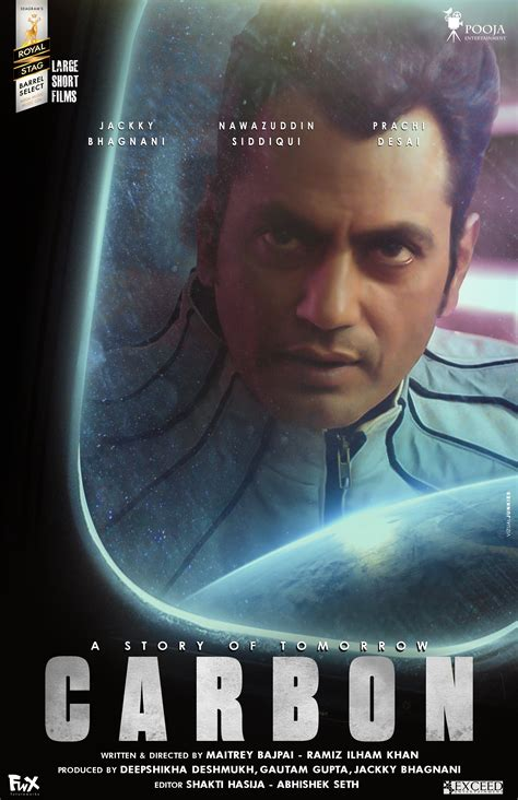 Films Shorts by Short Film Carbon Releases Poster Of Nawazuddin Siddiqui