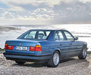 1995 bmw 540i e34 specifications data fuel economy