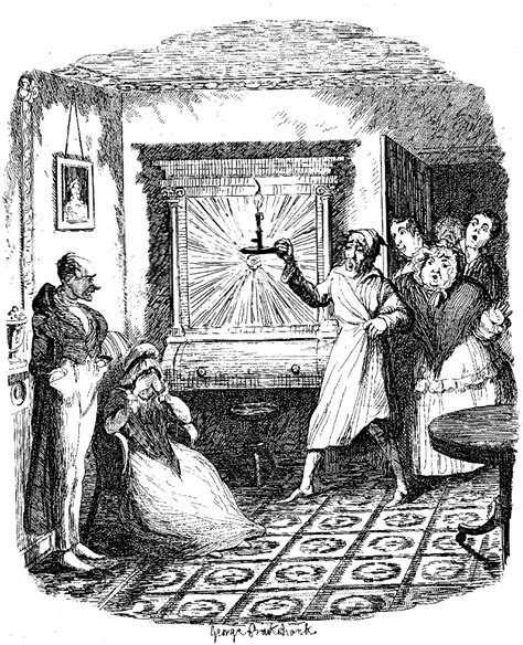 the boarding house quot the boarding house ii quot cruikshank s twenty eighth illustration for dickens s
