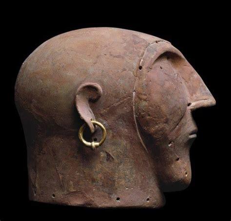 vaso canopo etrusco canopo 7th century b c etruscan culture chiusi