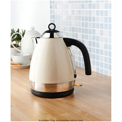 B&M Prolex Jug Kettle   Cream   2769251