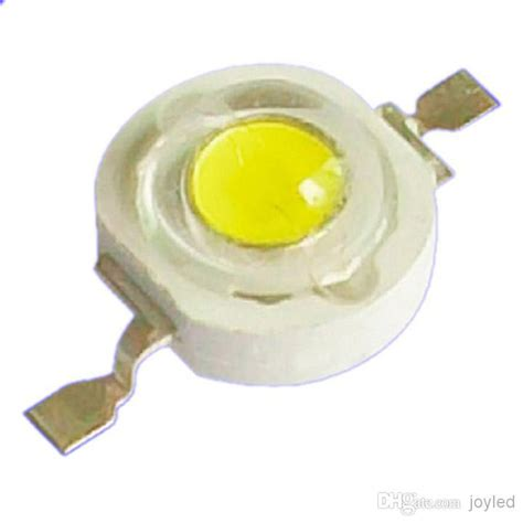 High Power Led 3w Taiwan Chip White 2017 the best price high power 3w led chip taiwan chip