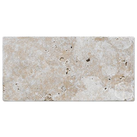 white travertine 6 215 12 paver bayyurt marble