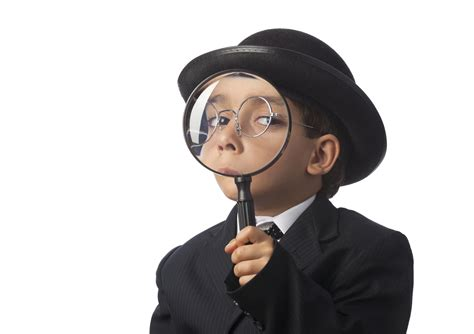 The Detective it s elementary kid size mysteries budding detectives will parentmap