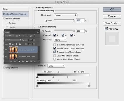 Blender Advance Digital advanced color adjustment blending channels paul