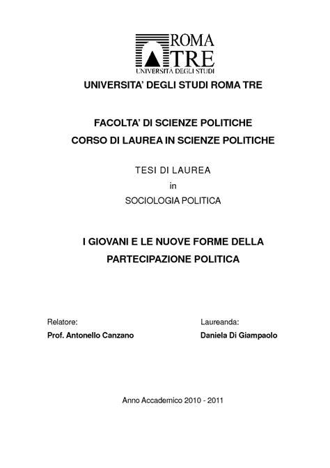romatre lettere universita degli studi roma tre facolta di scienze