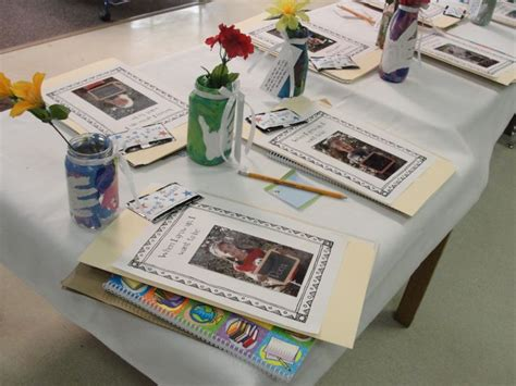 1000 Images About Prek Open House On Pinterest Rocks Pre K Open House Ideas