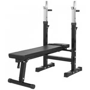 banc de musculation avec support de barres gs006 press