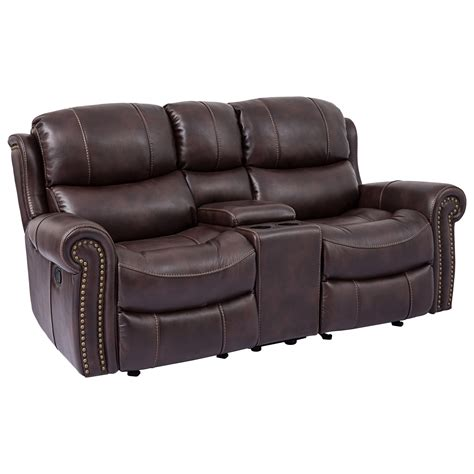 cheers sofa price cheers sofa 9768 reclining loveseat with rolled arms and