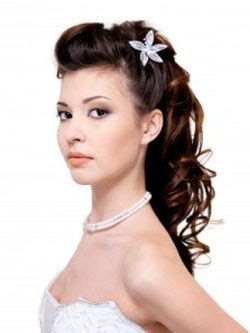 Modern Half Up Wedding Hairstyles by How To Make Modern Wedding Hairstyles Hair Summary