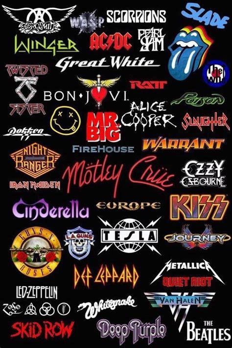 imagem de brkwiebe rock band posters metal band logos
