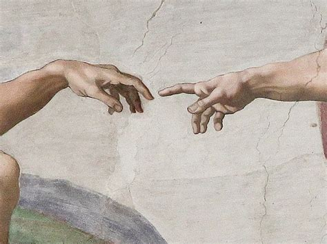 michelangelo s file creation of adam michelangelo detail jpg