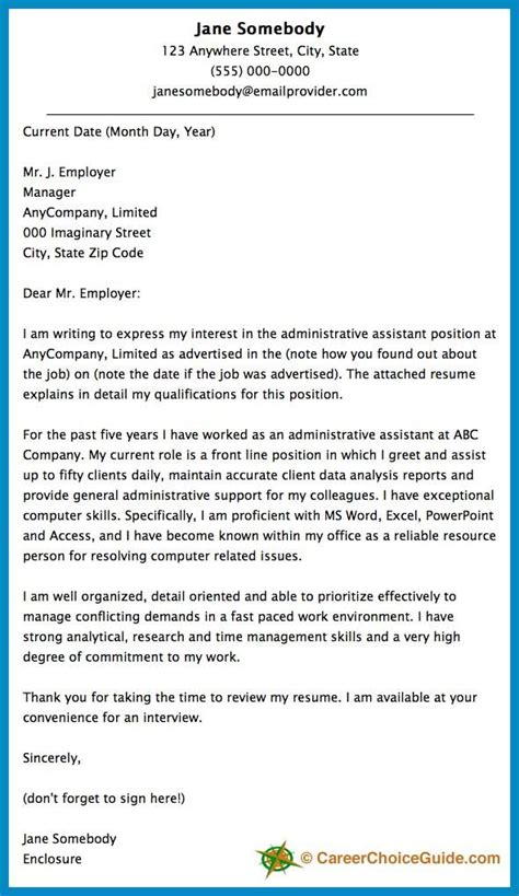 up letter ideas here is a cover letter sle to give you some ideas and