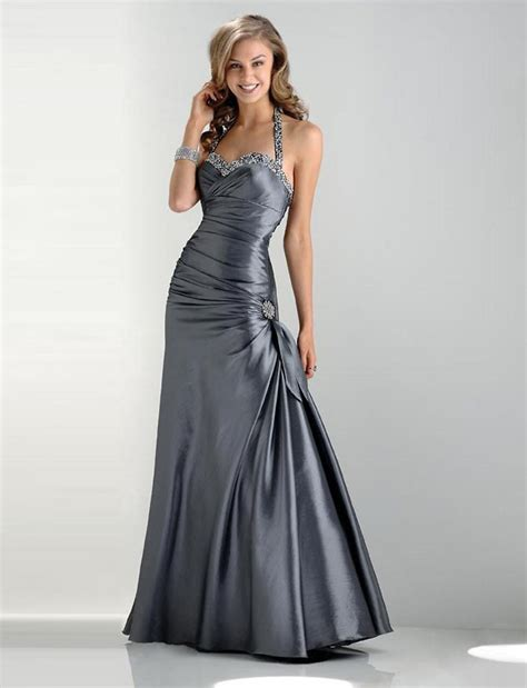 Black and silver prom dresses 2015 dresses trend