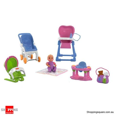 Fisher Price Loving Family Everything Fisher Price Loving Family Deluxe Decor Furniture