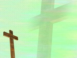 Cross 06 Christian Powerpoint Templates Christian Powerpoint Templates