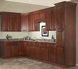 Amazon Kitchen Furniture by Amazon Com Quincy Cherry Collection Jsi 10x10 Kitchen