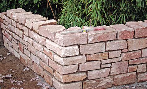 Gartenmauer Selber Machen by Steinmauer W 228 Nde Mauern Abdichten Selbst De