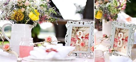 vintage wedding table decorations uk unique wedding table numbers vintage photo frame the
