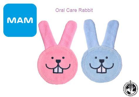 Perlengkapan Bayi Mam Care Rabbit care rabbit de mam pequelia
