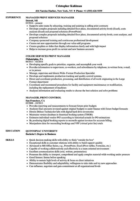 Digital Print Operator Sle Resume by Digital Print Operator Sle Resume Write A Covering Letter