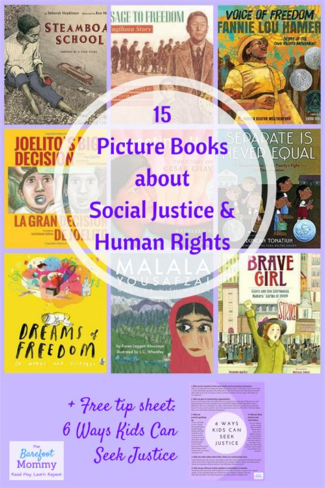 social justice picture books 15 picture books about social justice and human rights