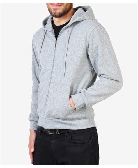 Plain Drawstring Hoodie mens hoodies sweatshirts pullover zip up hoodies
