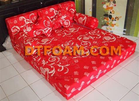Kasur Busa Inoac Murah Ukuran 200x180x20 sofa kasur sofa bed venus merah dtfoam