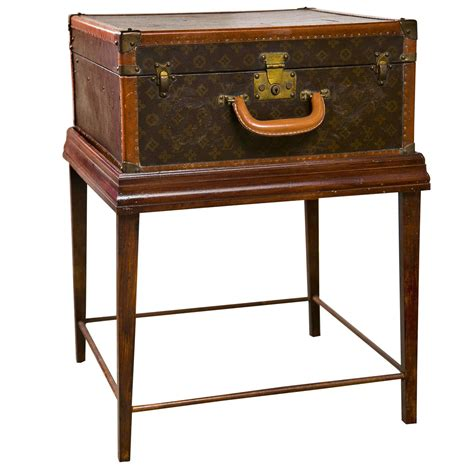 Louis Vuitton Furniture by Louis Vuitton Suitcase Table At 1stdibs