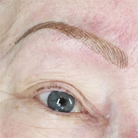 bad eyebrow tattoos corrected permanent make up glasgow