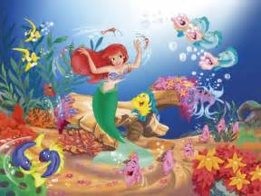 The little mermaid wallpaper the little mermaid wallpaper 6260676