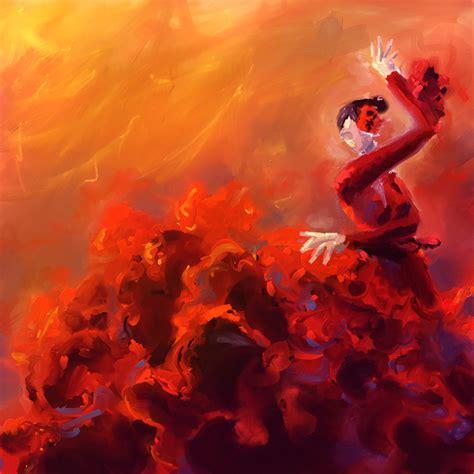 arte flamenco wallpaper flamenco by amidarosa on deviantart